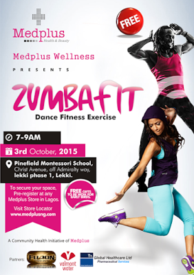 Free ZumbaFit Exercise with Medplus Pharmacy
