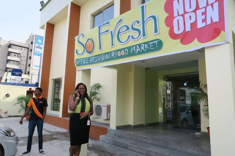 Newly Opened So Fresh Neighbourhood Market in Opebi