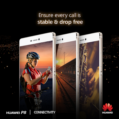 Huawei P8 Smartphone phone photography exhibition
