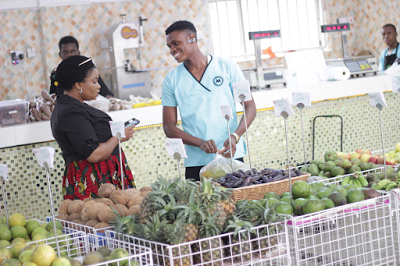 Mudase Urban Market Opens new outlet