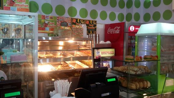 Newly opened Sweet Sensation at Oniru