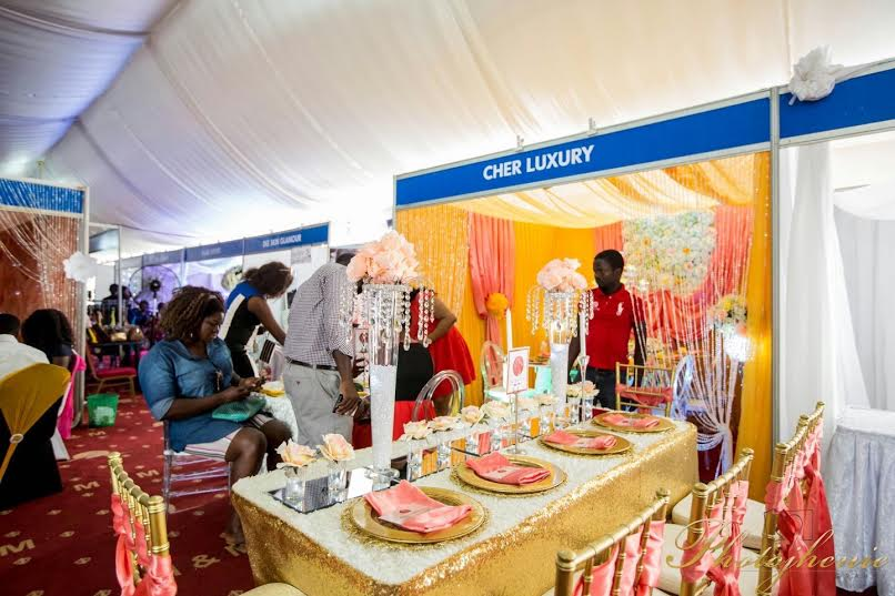 The Lagos WED Expo is here