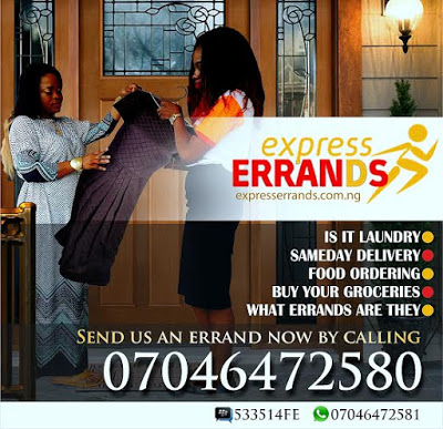 Visit ExpressErrands for your services Now