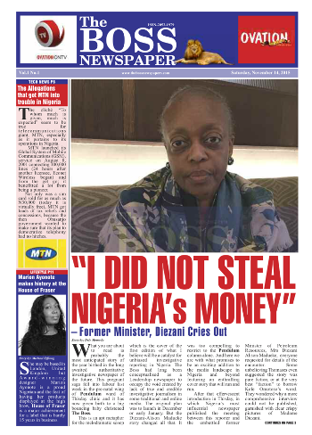 Dele Momodu launches The Boss online newspaper