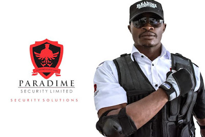 Paradime Security Limited introduced by Mr. Nigeria 2010 Kenneth Okolie