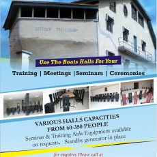 The Boat Halls Event Center