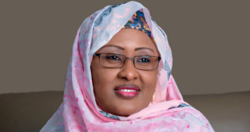 Aisha Buhari urges private sector to partner FG