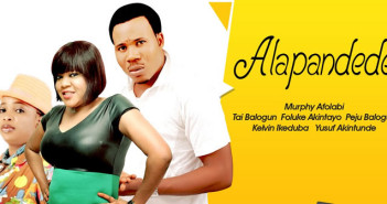 Another latest nollywood yoruba movie Alapandede