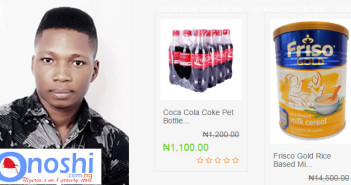 HOW A 23 YEAR OLD NIGERIAN STARTED AN ONLINE MARKET