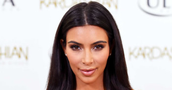 Kim Kardashian is eating her Placenta to Ward off Postpartum Depression