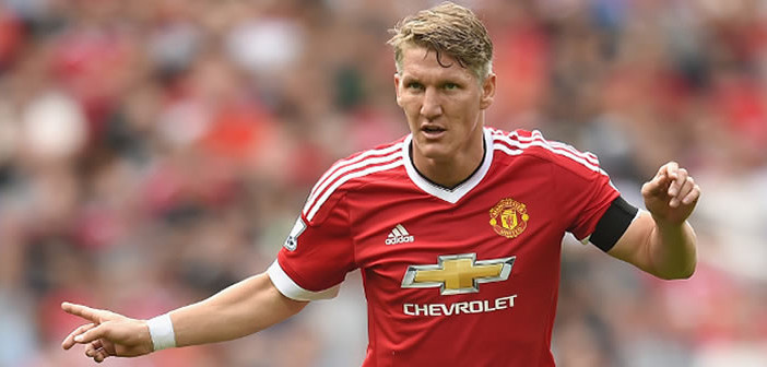 Man Utd's Schweinsteiger slammed with three-game ban