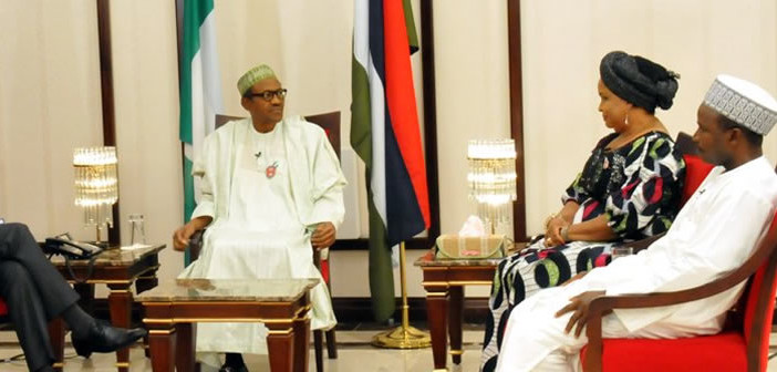 Media chat with President Buhari Hijab use may be cancelled
