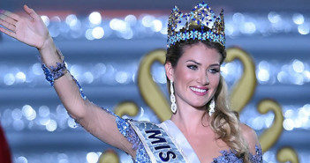 Mireia Lalaguna of Spain wins 2015 miss world beauty pageant