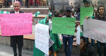Nigerian students abroad protest CBN's ban on ATM use abroad