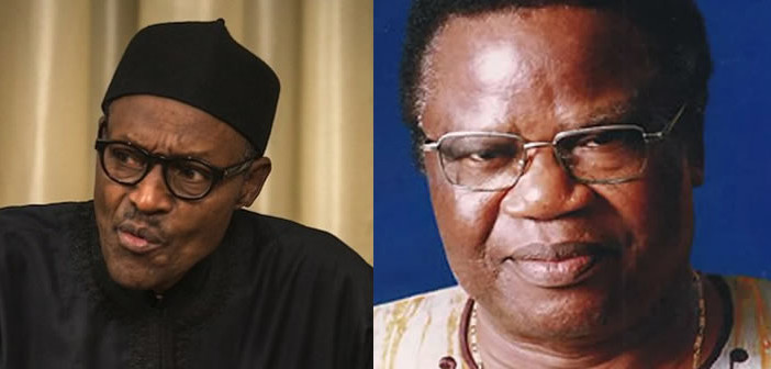 Tony Momoh: Stone me and members if Buhari and APC does not perform