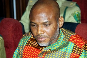 Ex-Militants Seize Vessel, Threatens to Blow it Up if Nnamdi Kanu is Not Released