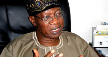 APC Members Are Also Under Investigation for Corruption - Lai Mohammed