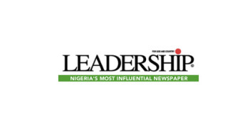 Arms deal scandal Leadership Newspaper returns its share of N9 million