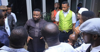 Celebrities angry as Silverbird Flops Movie Premiere After Full Payment