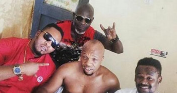 Charles Okocha, Nollywood Actor recovering fast in Hospital