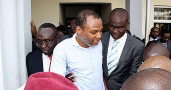 Court Denies IPOB Leader Nnamdi Kanu Bail