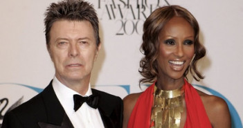 Late David Bowie leaves nearly half of $100 million fortune to his wife, Iman, kids, PA and Nanny