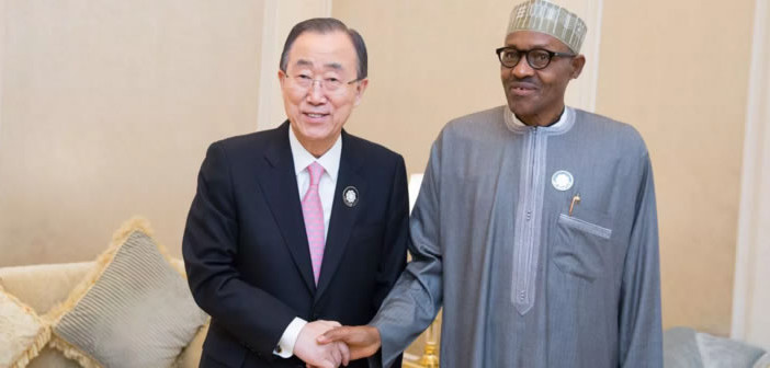 Looters - Nigeria and the United Arab Emirates (UAE) signed six agreements