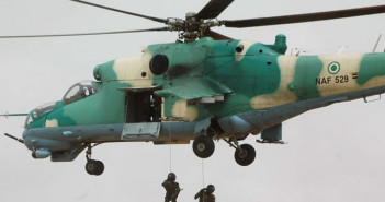 Nigeria Air Force Intensifies Search for Chibok Girls, Others in Sambisa Forest