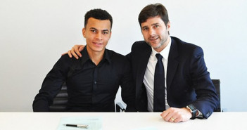 Nigerian UK-Based Dele Alli Signs 5-Year Mega Deal with EPL Club, Tottenham