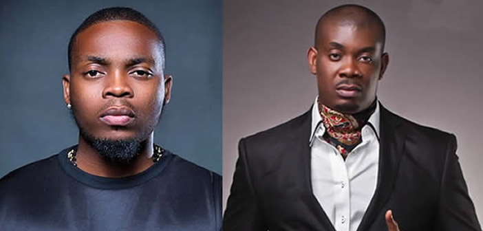 Olamide And Don Jazzy Headies Duel ends