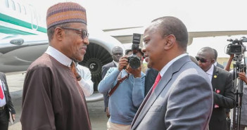 President Buhari's visit to kenya to create momentum for INTRA-TRADE