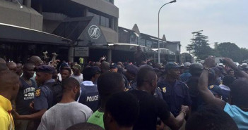 Protest in S.Africa After Nigerian Man Dies Swallowing Drugs to Avoid Arrest