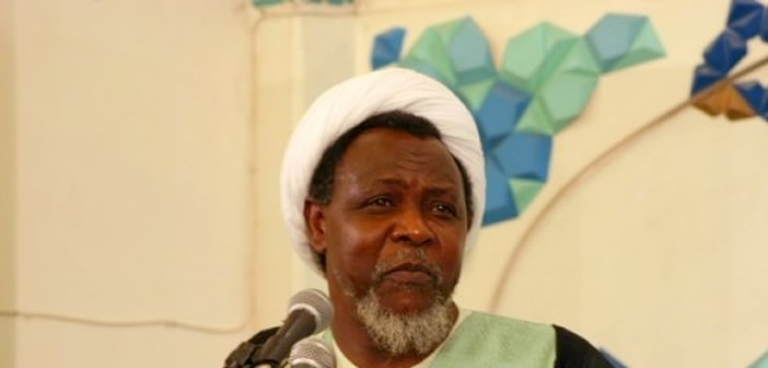Iran - Release of Shiite Leader, El-zakyzaky immediately