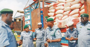 1,000 Rounds of Ammunition Imported from U.S. intercepted by Nigeria Customs