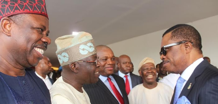 Bola Tinubu named 'Man of the Year' by The Sun Newspaper, Willie Obiano, Chis Ngige, others honoured