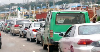Tension of Fuel Scarcity dies down as Five Petrol Ships Arrives in Lagos