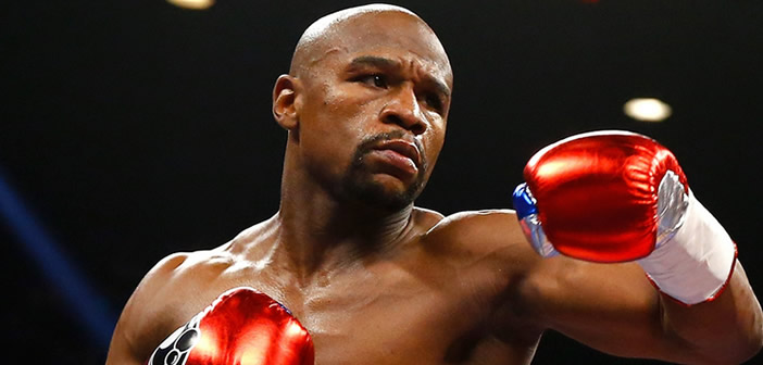Floyd Mayweather wins boxer of the year award for the third time