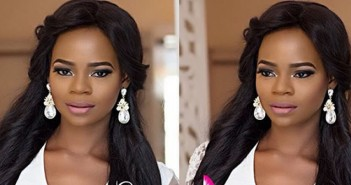 Girl of the moment, Olajumoke's New stunning photos.