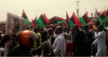Give Us Biafra or We'll Make Nigeria Ungovernable - MASSOB