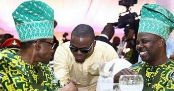 Hilarious Conversation Between Buhari and Nigerian Rapper, Olamide Released!