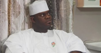 Yahaya Bello, Kogi State Governor appoints Hon. Simon Achu­ba as deputy