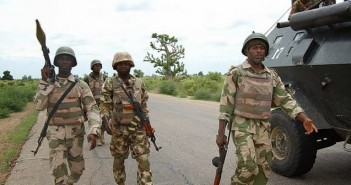Nigerian troops destroys Boko Haram terrorist camp in Sambisa and Alagarno forests