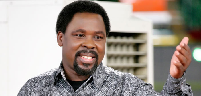South African Children Sue TB Joshua, Synagogue, Others Over Their Father's Death