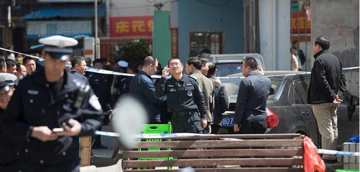 Ten Children Stabbed By Man At China School