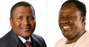 The Rise of a Business Tycoon - How Benson Idahosa Blessed & Prophesied To Young Aliko Dangote