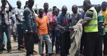 Tragedy - Female motorist Crushes 8 People to Death in Lagos