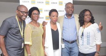 Uber announces Yelloride partnershp with MTN