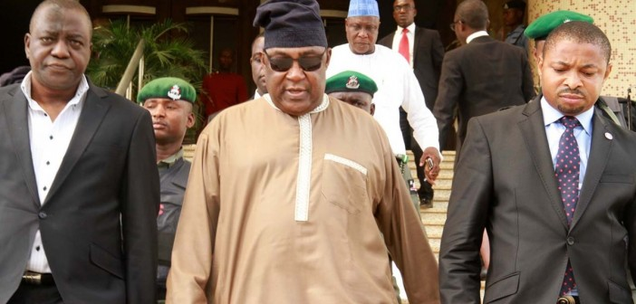 I helped Badeh convert N558m from Staff salaries to dollars- Witness tells Court