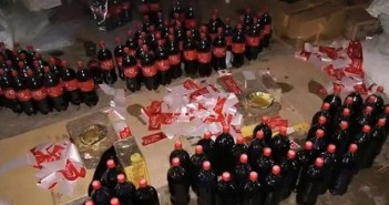 """Be Careful Of What You Drink"" - See How Fraudsters Manufacture Fake Coca-Cola"