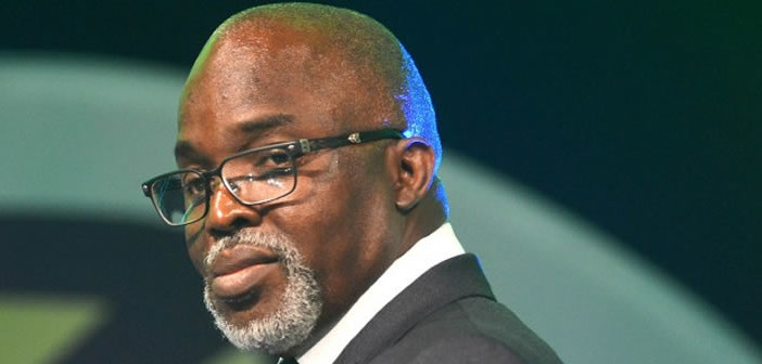 Nigerians forgive us, the god of soccer did not smile on us- NFF boss Amaju Pinnick